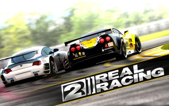 Real Racing 2 HD for iPad