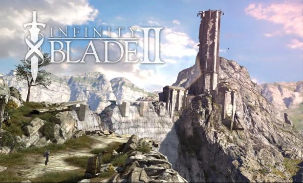 Infinity Blade 2 for iPad